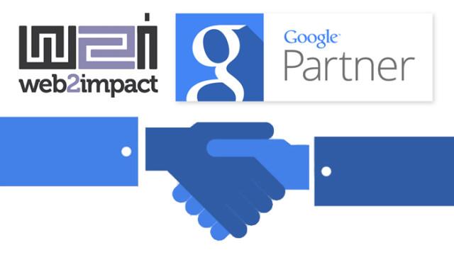 Cómo te puede ayudar una agencia Google Partner - w2i desarrolladores web