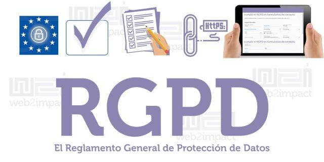 Conoce todo lo que debes saber sobre el RGPD